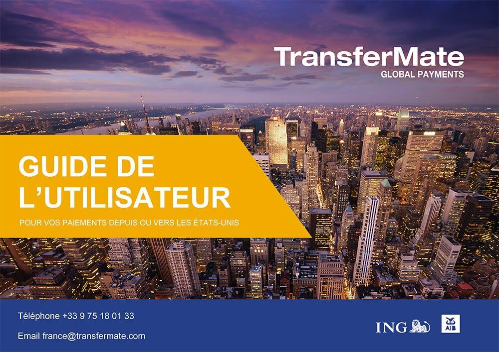 Guide utilisateur Transfermate