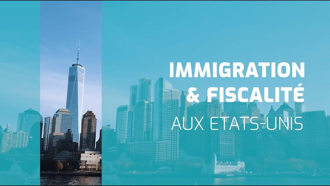 Immigration et fiscalité aux USA